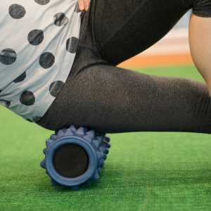 Toronto Holistic Nutritionist Laurie McPhail Fascial Stretch Therapy - It's the way I roll...