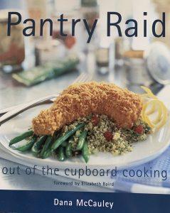 Toronto Holistic Nutritionist Laurie McPhail Pantry Raid Menu
