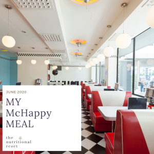 Toronto Holistic Nutritionist Laurie McPhail My McHappy Meal