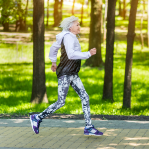 Toronto Holistic Nutritionist Laurie McPhail It's Never Too Late to Exercise
